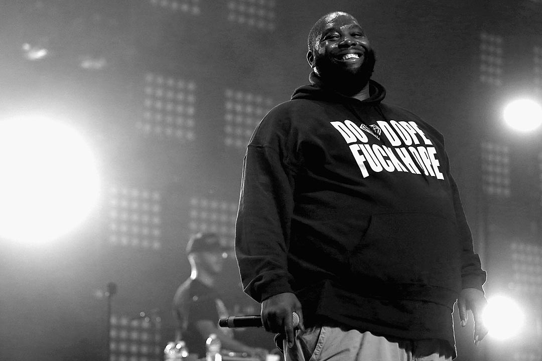 Killer Mike Issues Challenge to Michael Jordan