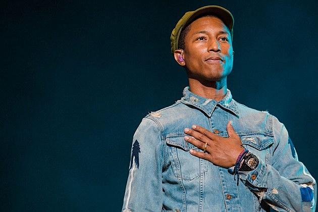 Happy Birthday, Pharrell!