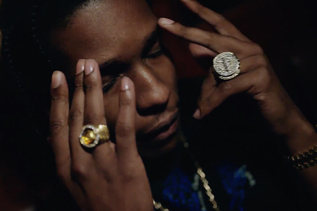 A$AP Rocky Delivers Trippy 'LSD' Video