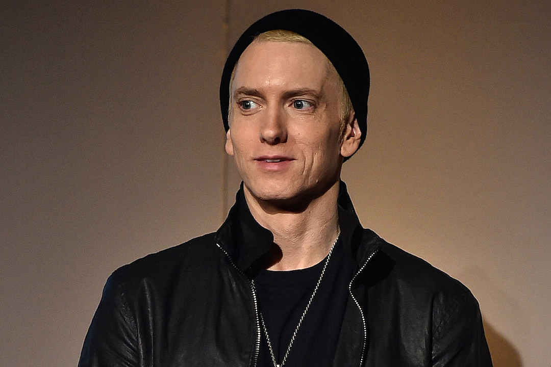 Eminem Returns With Intense 8 Minute Track 'Campaign Speech' news