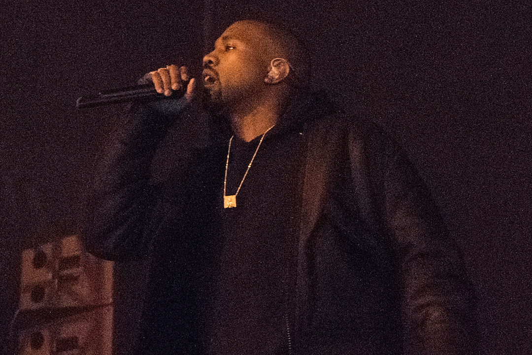 Kanye West Performs 'All Day' at Chicago Bulls-Cleveland Cavaliers Game [VIDEO]