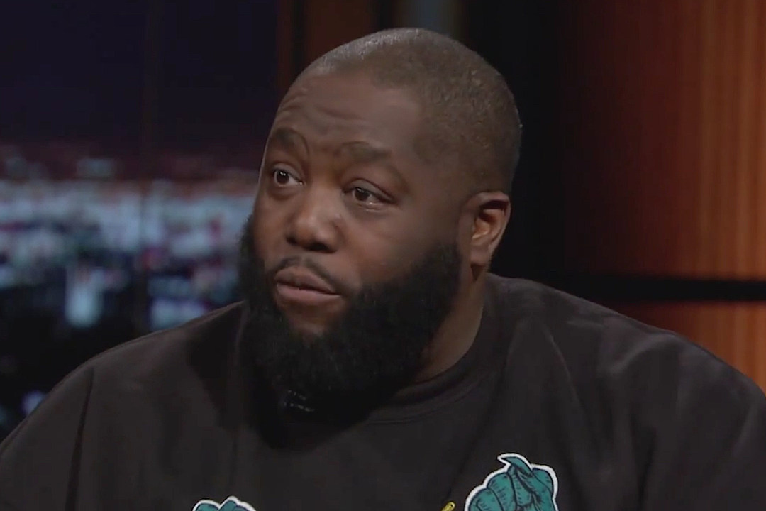 Killer Mike Talks Hip-Hop, Calls Out Bill O'Reilly on 'Real Time With Bill Maher' [VIDEO]