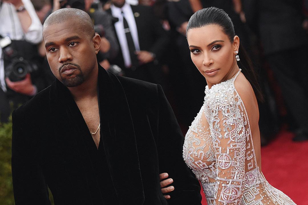 Kanye West Kim Kardashian Celebrate Their First Wedding Anniversary [PHOTOS]