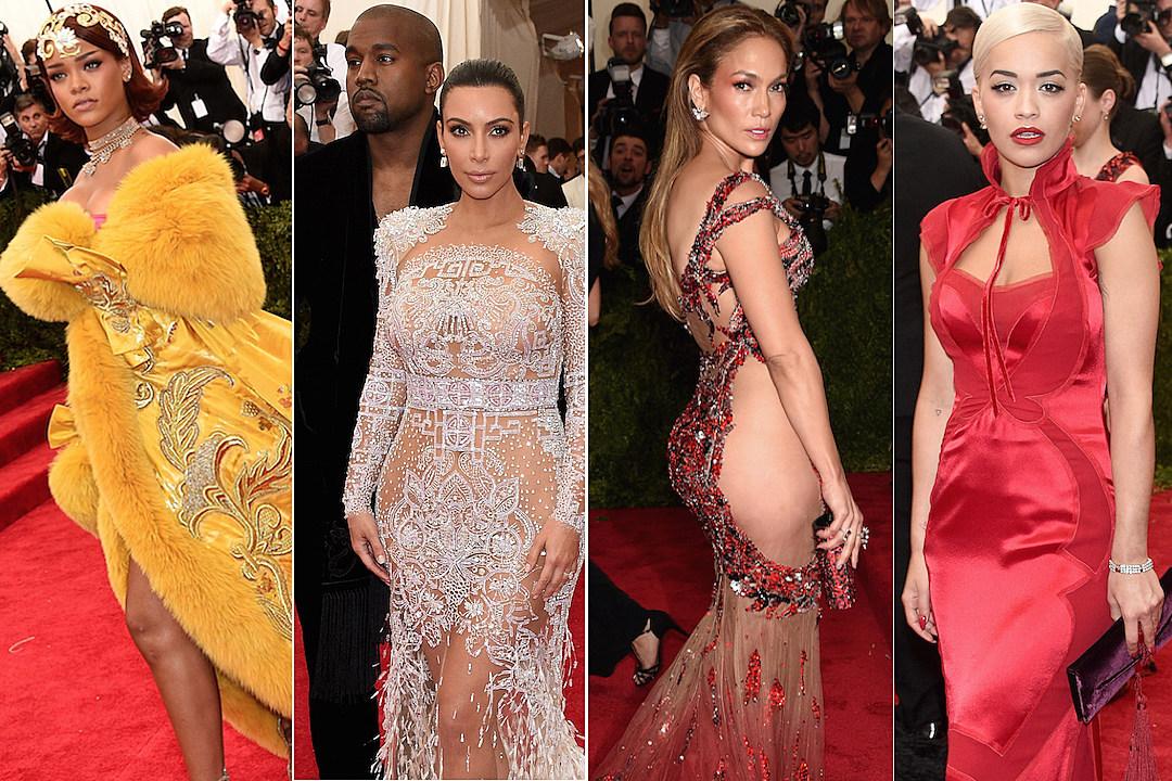 Rihanna, Beyonce, Kanye West, Jennifer Lopez More Dazzle at 2015 Met Gala [PHOTOS]