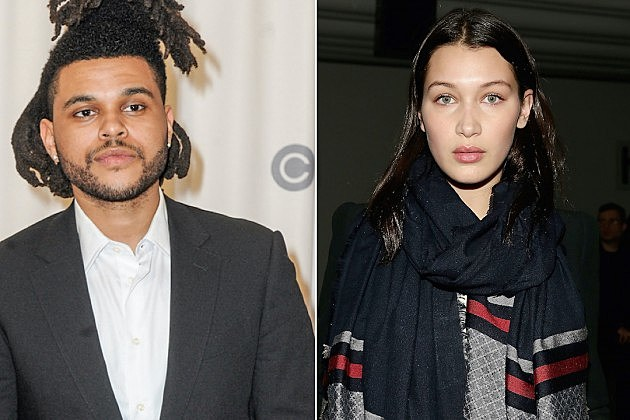 the weeknd dating model