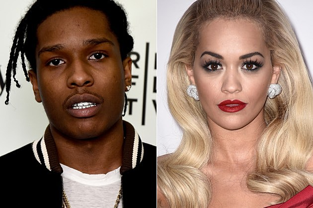 A$AP Rocky Addresses His Raunchy Lyrics About Rita Ora: 'She Got Me Into A Lot of Trouble'