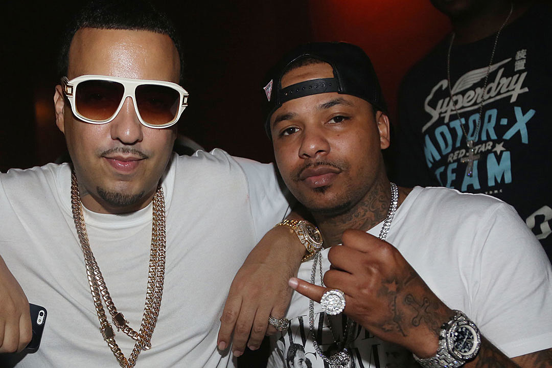 Chinx's Funeral Brings Out French Montana, NYPD and Tears [PHOTOS]