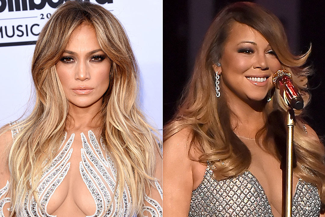 Jennifer Lopez Had No Interest in Mariah Carey's Performance at 2015 Billboard Music Awards [VIDEO]
