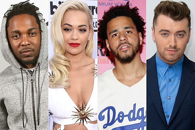 J Cole And Rita Ora Best and Worst ...