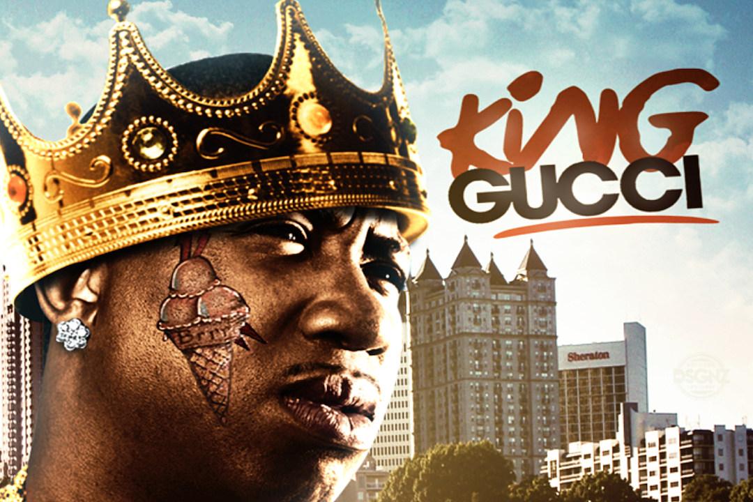 Gucci Mane Drops 'King Gucci' Mixtape