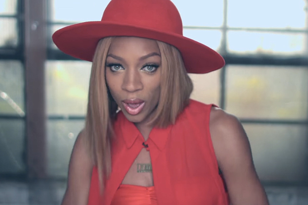 Lil Mama's 'Sausage' Video Debuts, Twitter Has a Field Day