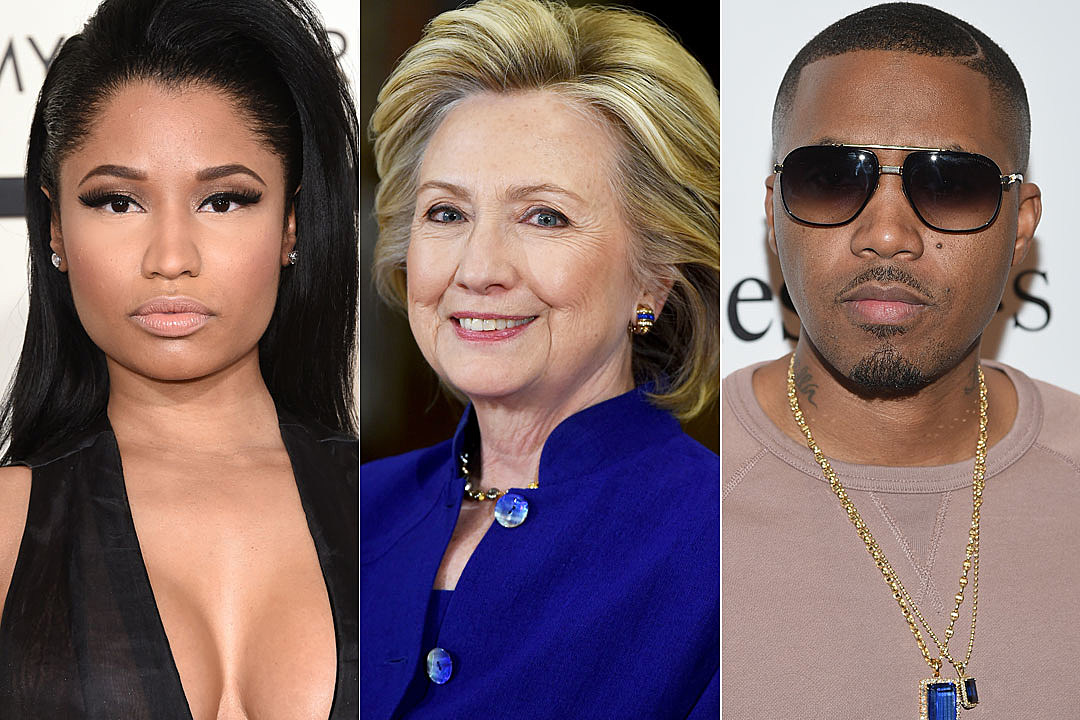 10 Songs That Will Carry Hillary Clinton to the White House