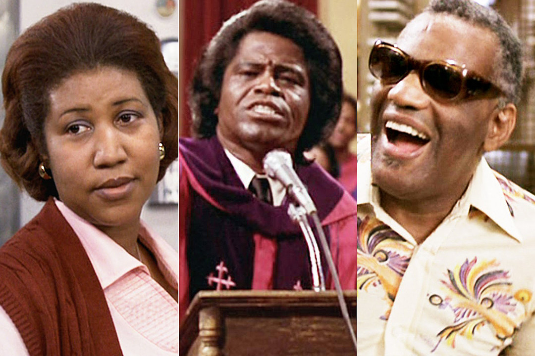 35 Years Ago: James Brown, Aretha Franklin and Ray Charles Star in 'The Blues Brothers'