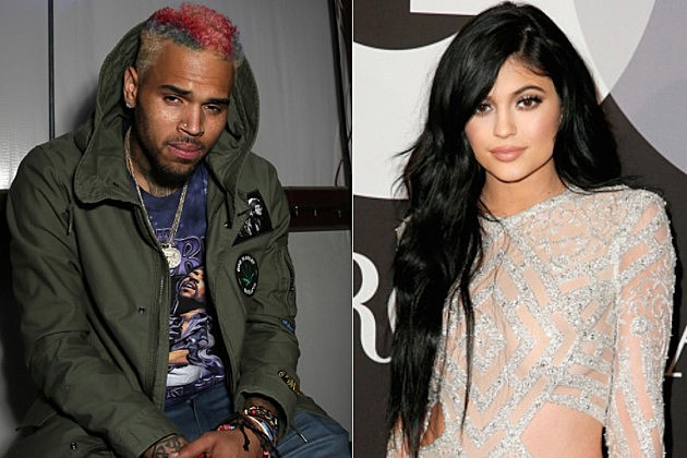Chris Brown Kylie Jenner