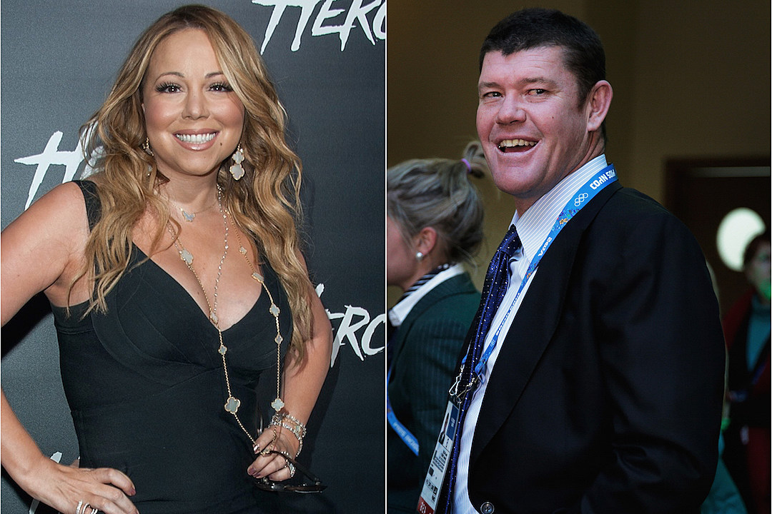 Mariah Carey Heads to Italy With Boyfriend James Packer, Nick Cannon Brings Date to Disneyland