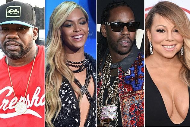 Raekwon Beyonce 2 Chainz Mariah Carey
