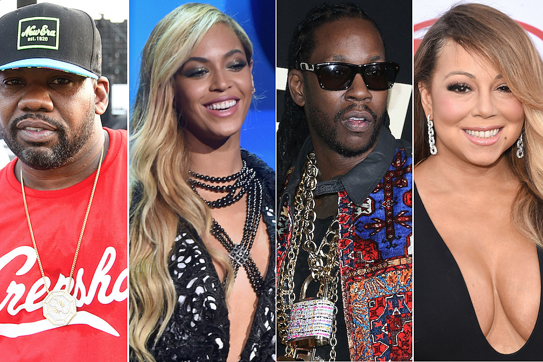 Happy Father's Day: Rappers and Singers Salute Their Dads on Social Media