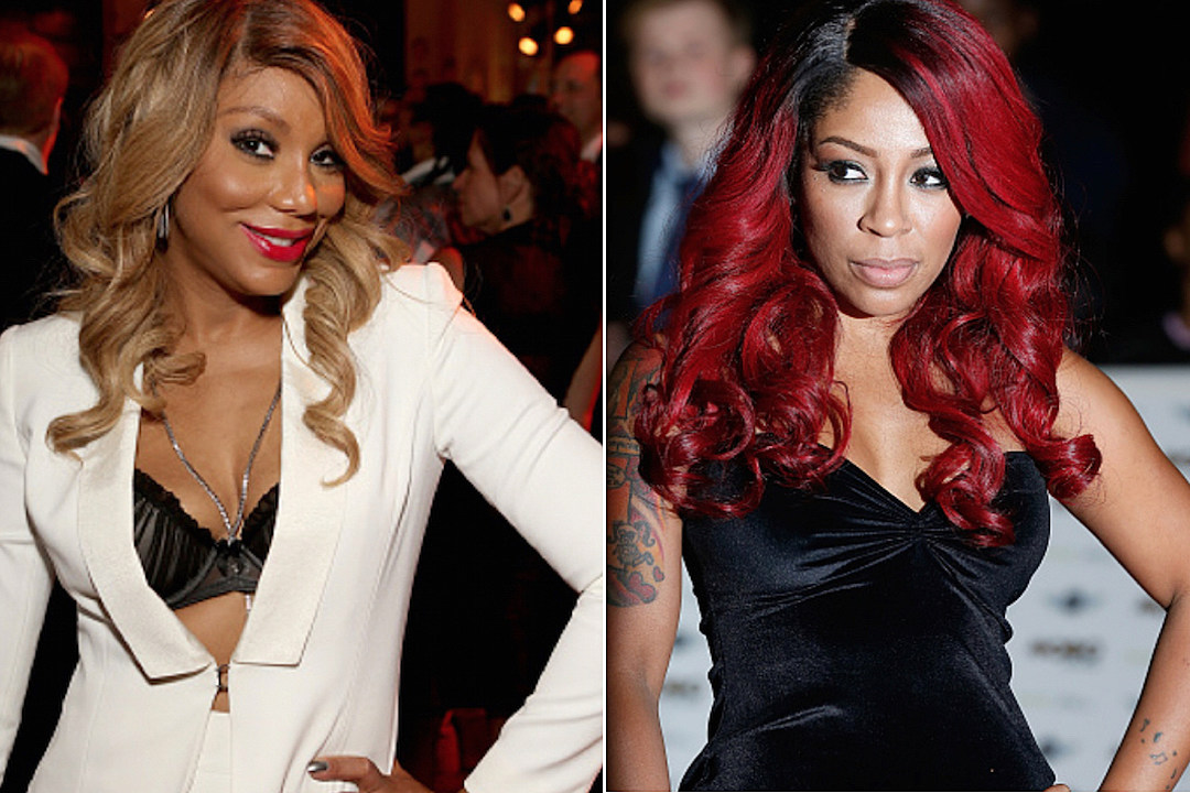 Tamar Braxton K. Michelle to Squash Feud, Perform at 2015 BET Awards [VIDEO]