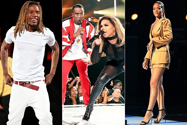 Best and Worst Moments at 2015 BET Awards