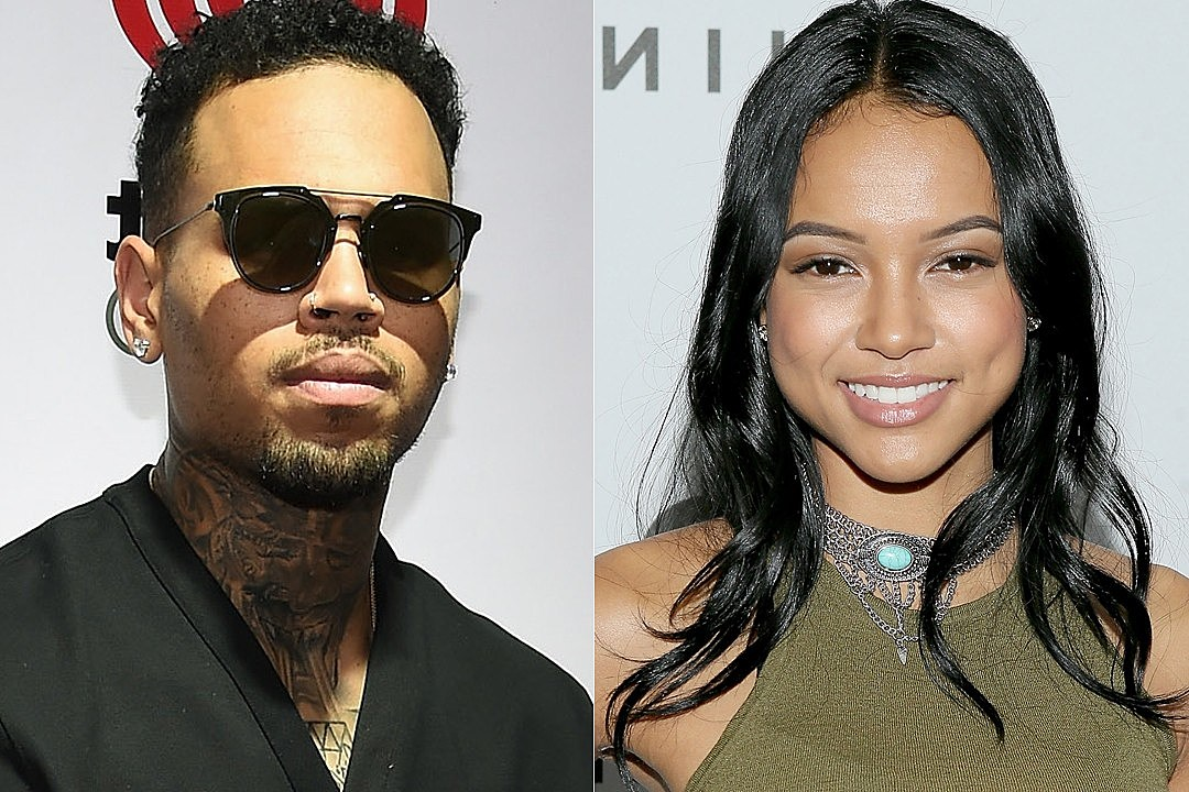 Chris Brown and Karrueche Tran Rekindle Feud on Social Media news