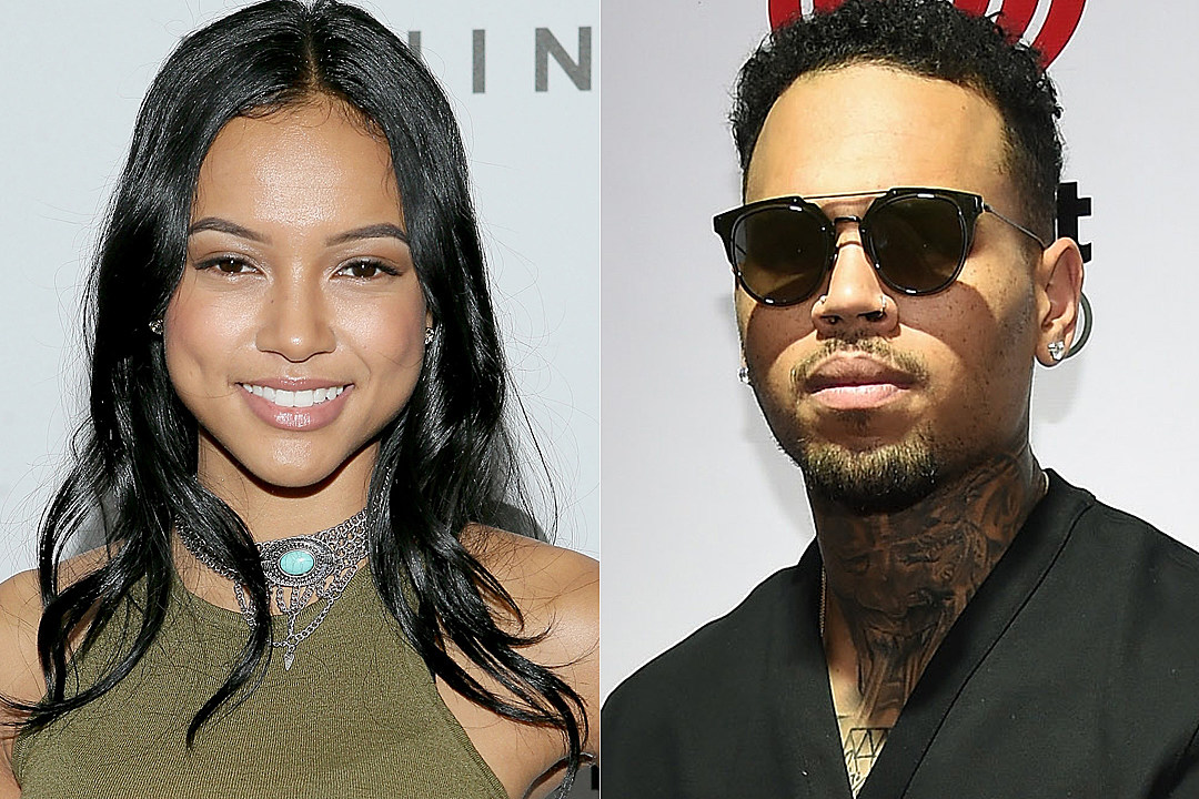 Chris Brown Calls Out Karrueche Tran for Doing Interviews About Their Relationship, She Fires Back on His 'Lack of Loyalty'
