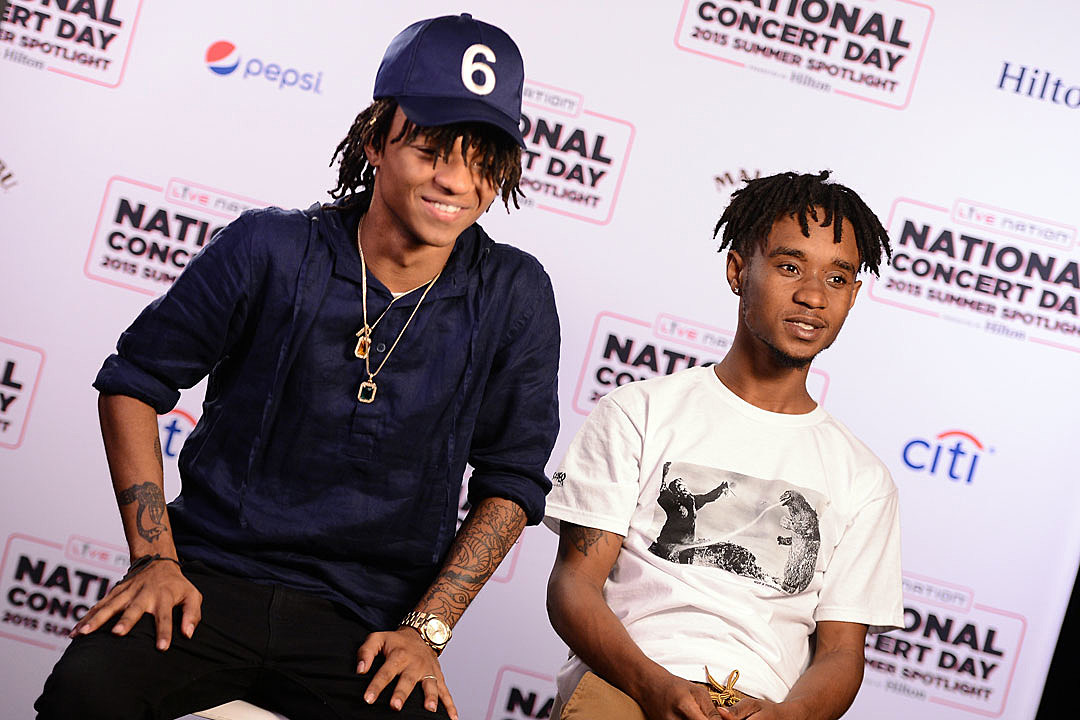 Rae Sremmurd's Tour Essentials Include Stripper Pole, Chicken Wings, Jay Z's Pricey Champagne More