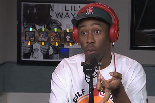 Tyler, The Creator Calls Out 'Bitch' Boyce Watkins, Discusses Pregnant Strippers, Meeting Denzel Washington More [VIDEO]
