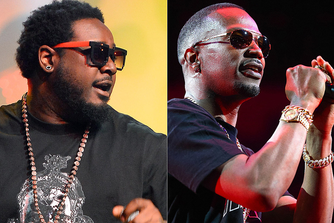 T-Pain Taps Juicy J for Club Anthem 'Make That S— Work'
