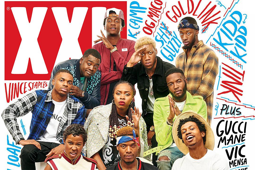 2015 XXL Freshman Class Cover Receives Mixed Reactions