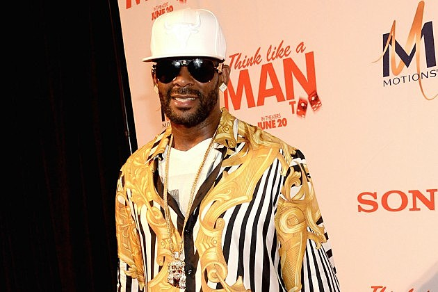 R Kelly Backyard Party Download