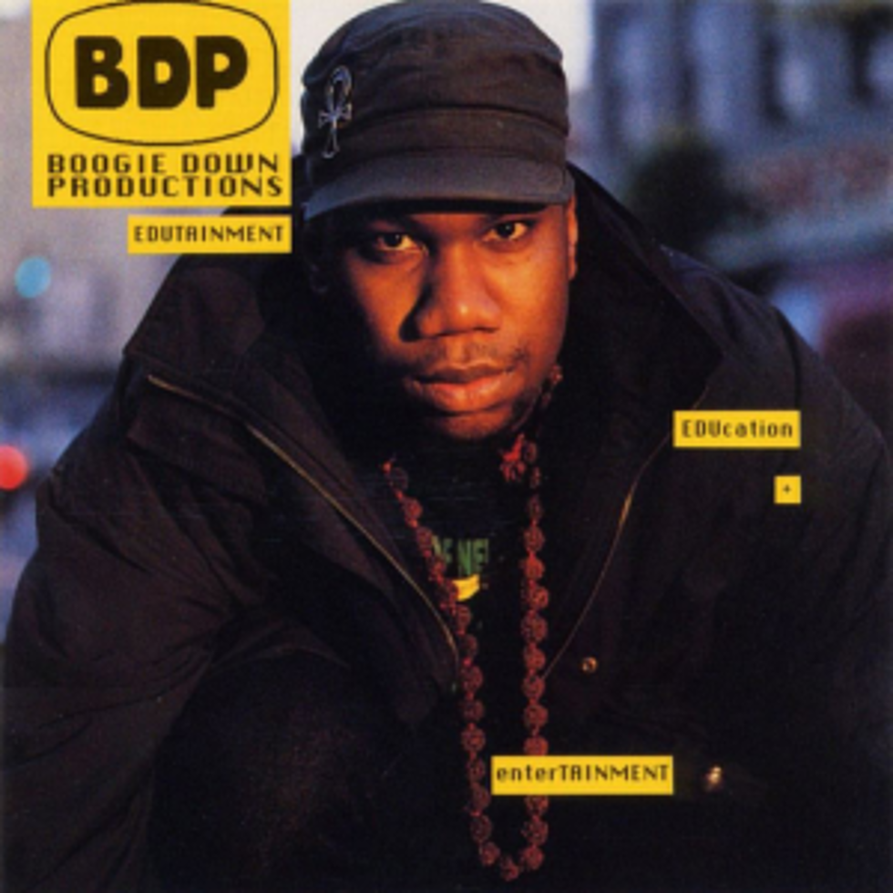 Five best songs from boogie down productions edutainment album malvernweather Gallery