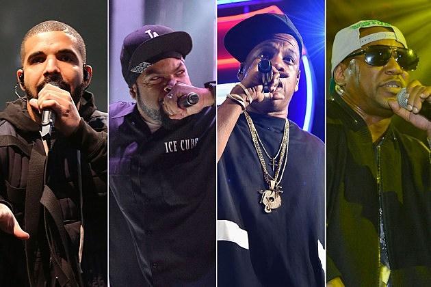 7 musicas que provavelmente você não sabia que foi escrito por outro rapper.