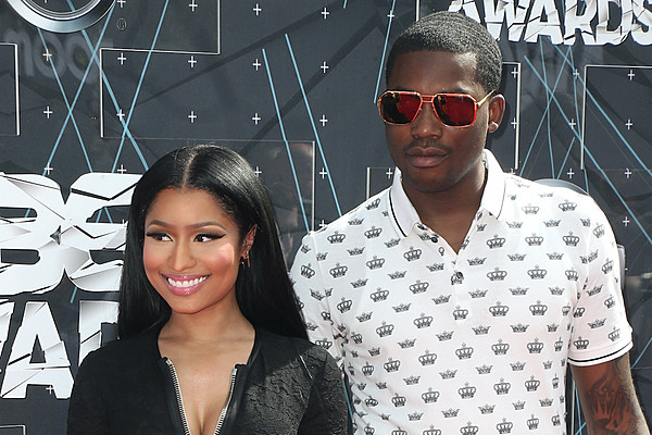 Nicki Minaj Slams Safaree Samuels for Suing Her Days After Meek Mill's Birthday news