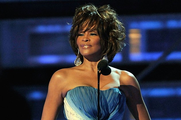 Whitney Houston's 1986 Emmy, Costumes to Be Auctioned Off news