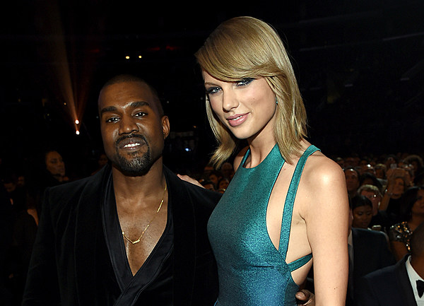Taylor Swift Threatens Kanye West With Lawsuit Over Phone Conversation news