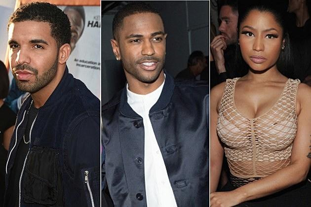 Drake Big Sean Nicki Minaj