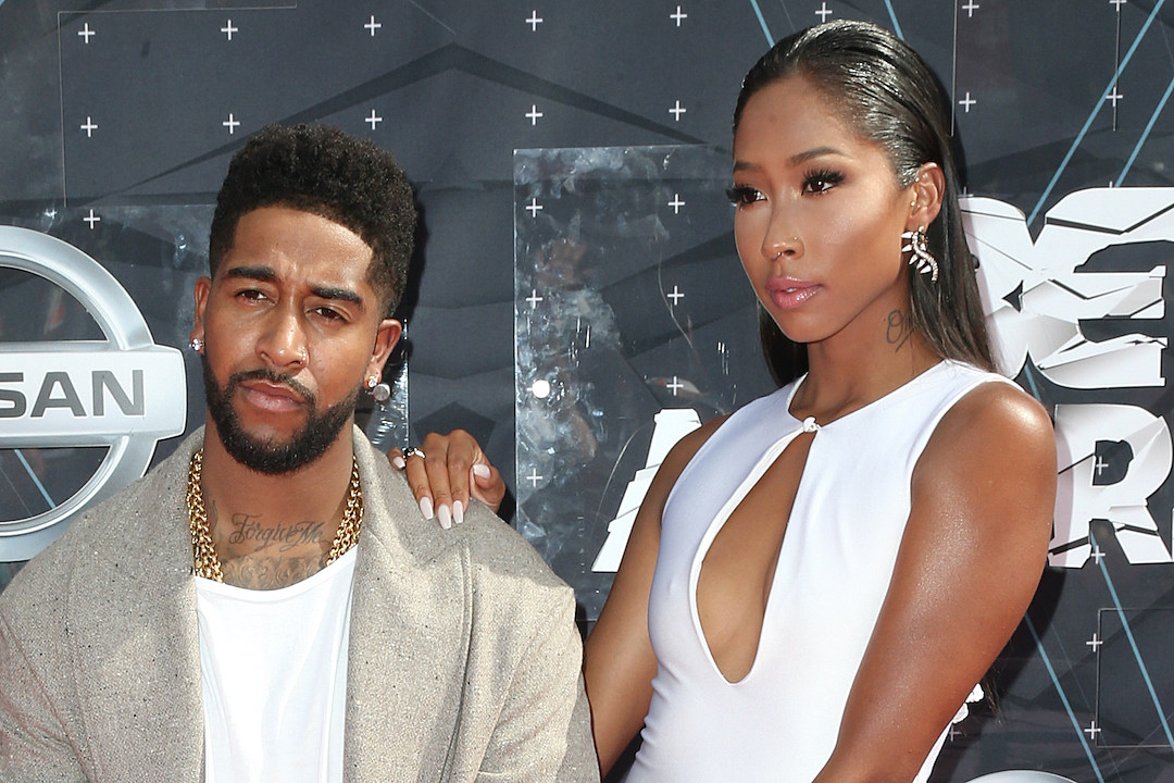 Omarion and Apryl Jones Welcome Baby Girl [VIDEO] news