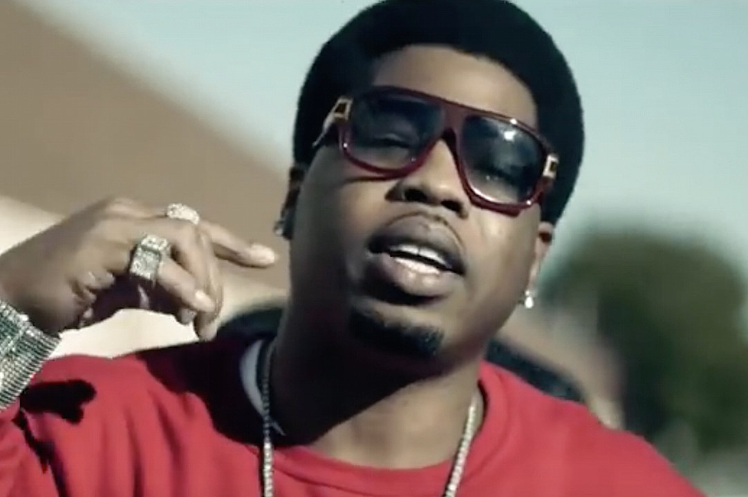 Rapper Webbie Arrested for Allegedly Holding Girlfriend Captive, Beating Her