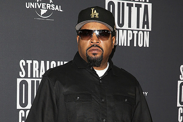 Ice Cube Says He Won't Stop Performing 'F— Tha Police' [VIDEO] news