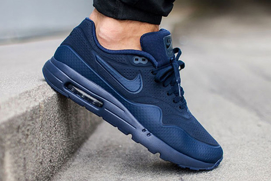 nike air max 1 ultra moire navy. Black Bedroom Furniture Sets. Home Design Ideas