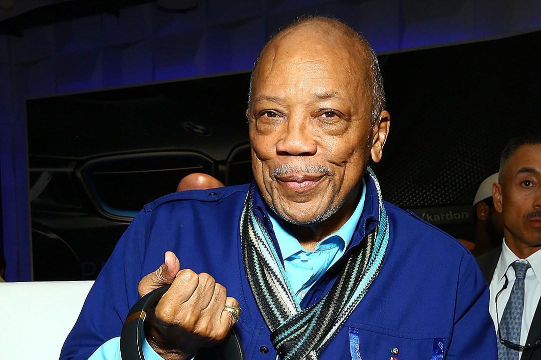 Quincy Jones Awarded $9.4 Million After Michael Jackson Royalties Case