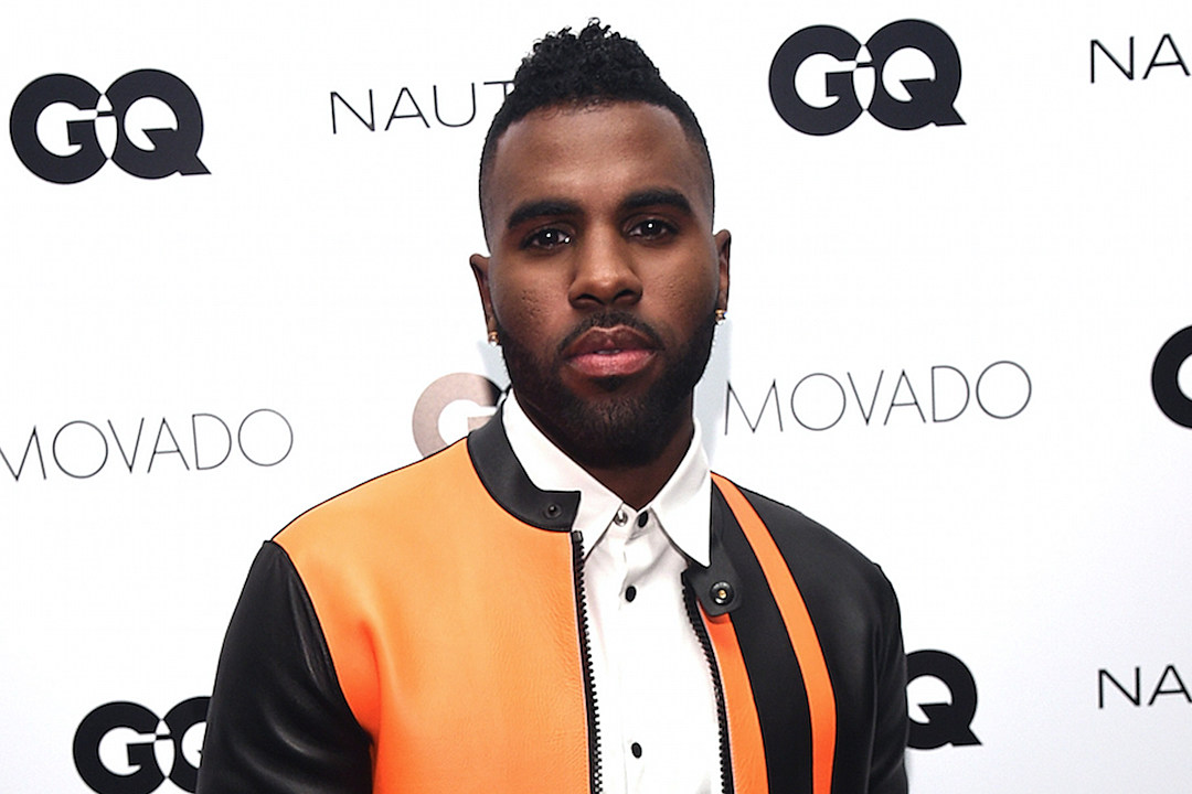 Jason Derulo Opens Up About Jordin Sparks, Naked and New Mixtape news