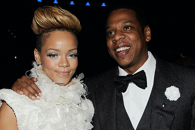 eminem and jay z relationship to rihanna