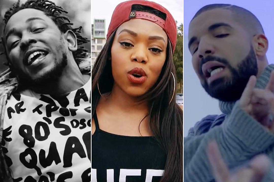20 Best Hip-Hop Videos of 2015