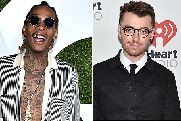 Wiz Khalifa Sam Smith