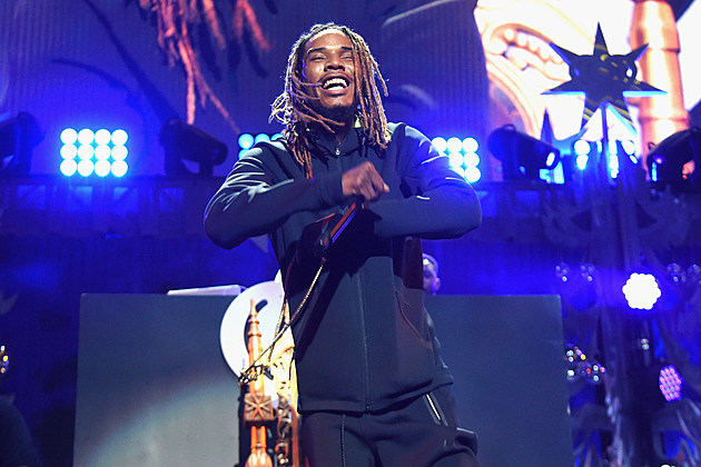 Fetty Wap Sued for 'Trap Queen' Beat news