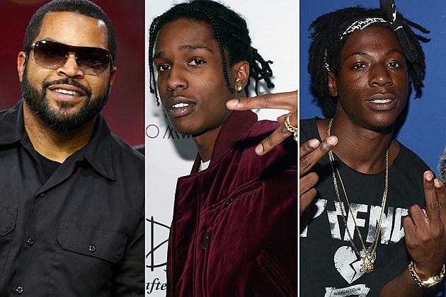 Ice Cube A$AP Rocky Joey Bada$$