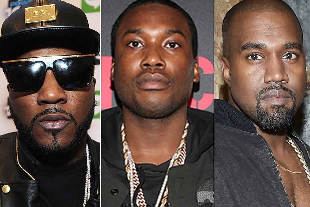 Jeezy Meek Mill Kanye West