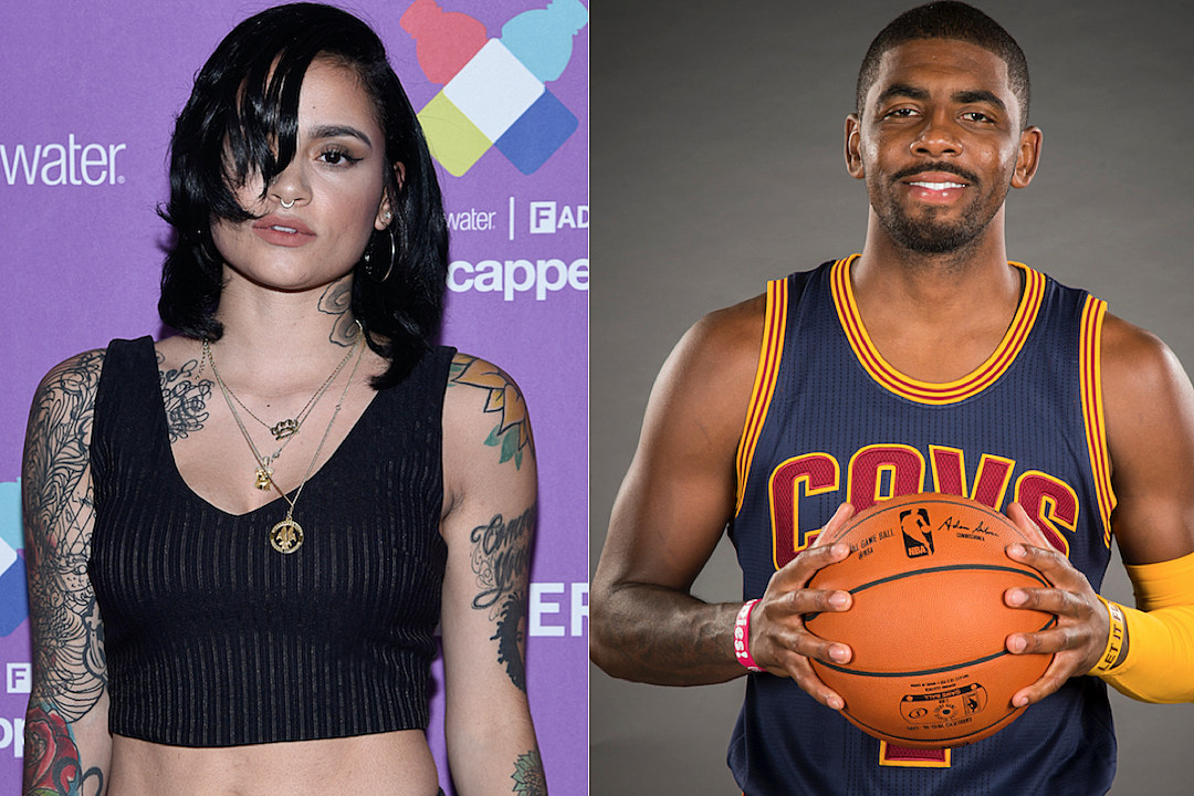 Kyrie Irving Just Got Cheated On In The Most Embarrassing Way Possible