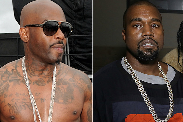 Treach Kanye West